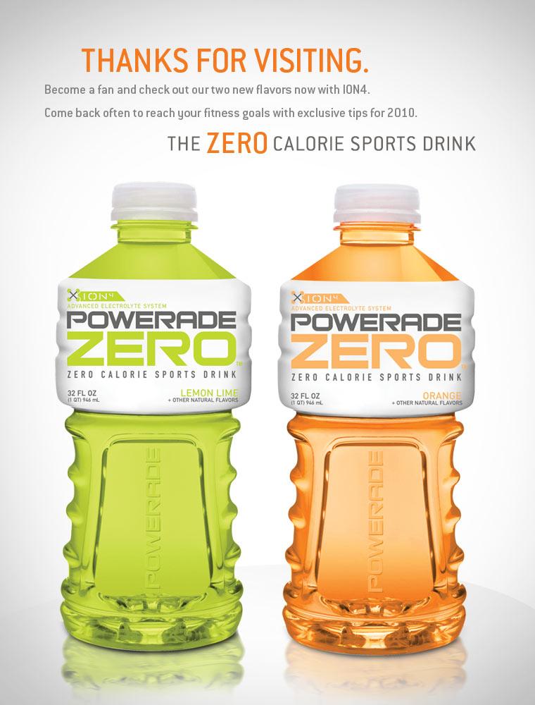Zero calorie sports drinks the dietitian 39 s digest for Cocktail 0 calorie