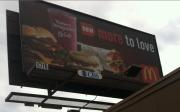 Billboard McD
