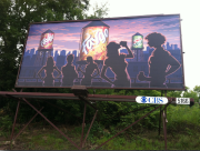 Billboard Soda