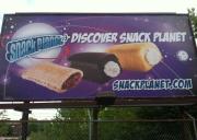 Billboard Twinkies